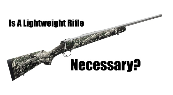 Lightweight Rifle