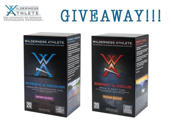 Wilderness Athlete Giveaway