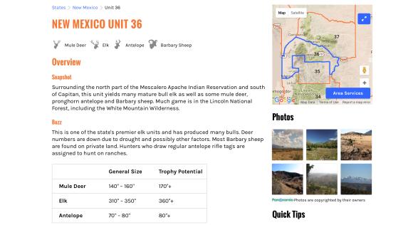 Unit 36 Details
