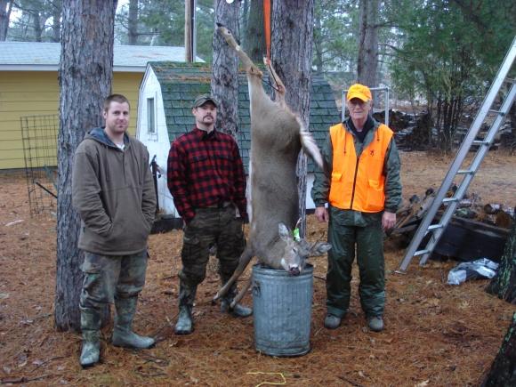Dad's WI Deer