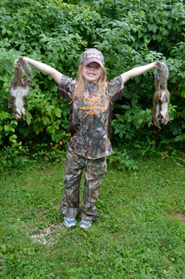 There Is Little Better Than Sharing Hunting Experiences with a Child.