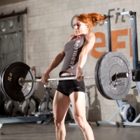 Power Cleans For Hunting Fitness