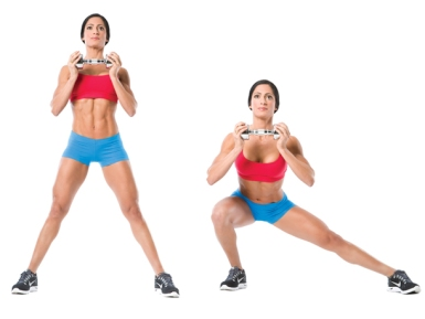 Movements of the Lateral Lunge (Photo Courtesy farbeyondstrength.com)