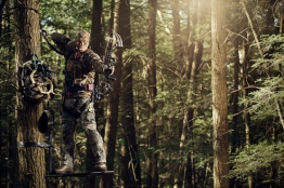 Elevated Practice for a Stand Hunter is Essential (Photo Courtesy of legendarchery.com)