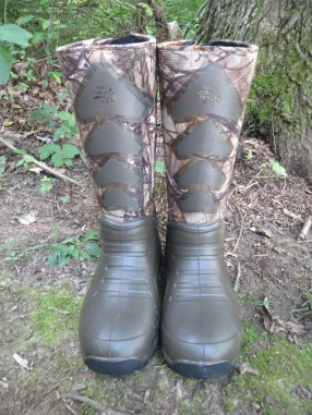 The Added Protection on the Shins Will Help Keep These Boots in the Field for Years to Come.