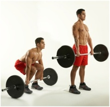 The Standard Deadlift Works a Tremendous Number of Muscles within the Body. (Photo Courtesy of mystrengthtraining.com)