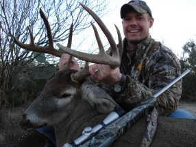 My Biggest Buck to Date...In February!