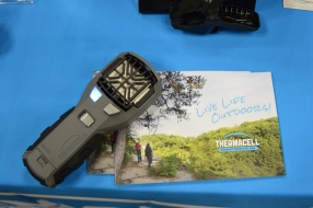 The Flagship Mosquito Repeller from Thermacell.