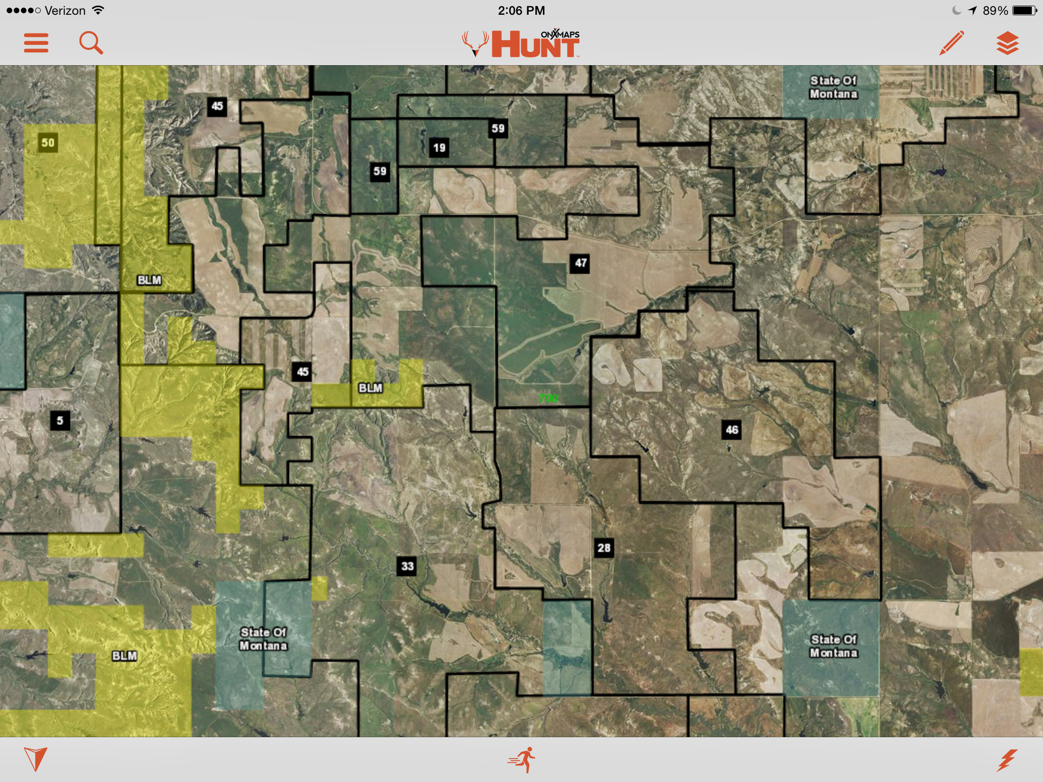 Gear Review OnXmaps Hunting Fit - Hunting aerial maps
