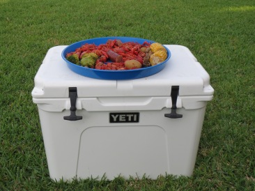 Perfect for a Crawfish Boil.