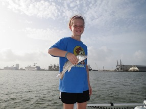 Inner Coastal FIshing Offers a Variety of Fish Species.